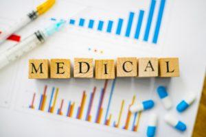 医療分野の取材